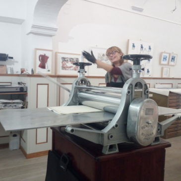 Etching course
